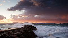 En el tercio norte de la Península se esperan chubascos y tormentas con granizo