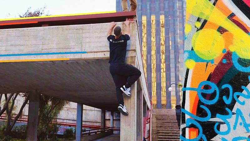 Héroes - Tutorial de Aaron: cómo hacer un grimpeo