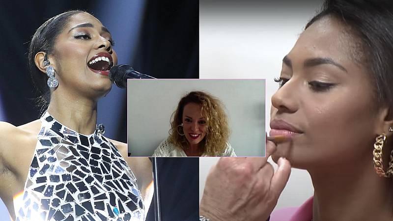 Entrevista a Jennifer Sánchez, jefa de peluquería de OT 2020