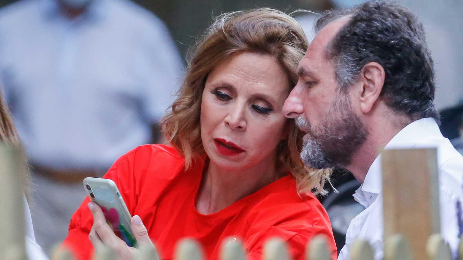 Ágatha Ruiz de la Prada, enamorada de nuevo