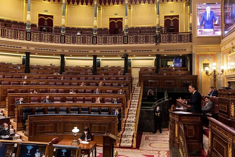 Aprobada la sexta prórroga del estado de alarma con 177 votos a favor, 155 en contra y la abstención de ERC, Bildu y BNG