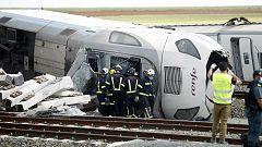 Renfe investiga las causas del accidente de Alvia en Zamora