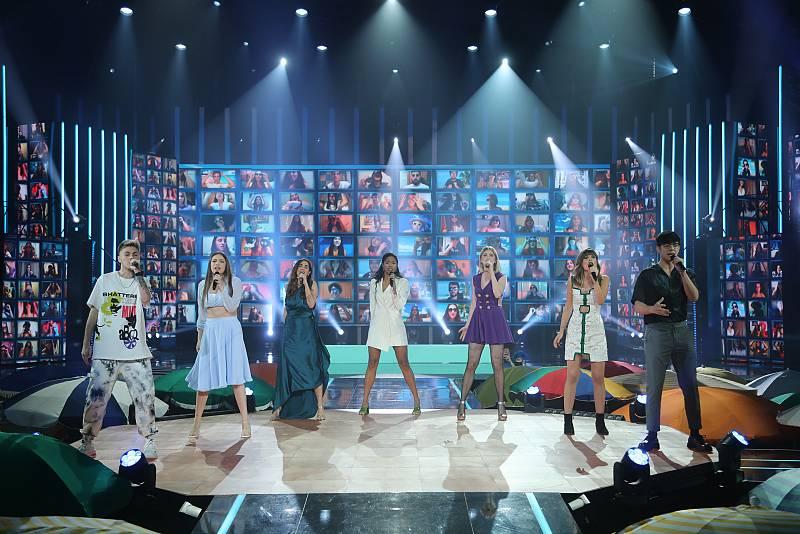"""OT 2020 canta """"Lay All Your Love On Me"""", de ABBA, en la Gala 12 de Operación Triunfo 2020"""