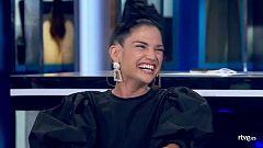 OT 2020 - Natalia, nerviosa porque va a cantar en OT 2020