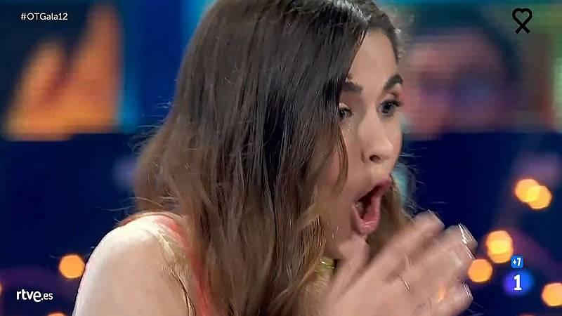 Anajú, escogida cuarta finalista de Operación Triunfo 2020