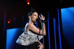 """OT 2020 - Natalia Jiménez canta """"El lado izquierdo de la cama"""" en la Gala 12 de Operación Triunfo"""