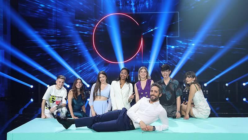 Operación Triunfo 2020 - Gala 12 - ver ahora