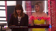 OT 2020 - Samantha y Maialen se despiden de sus compañeros en El Chat 12