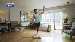 Muévete en casa - ¡Prepara tu cuerpo para una clase de flexibilidad!