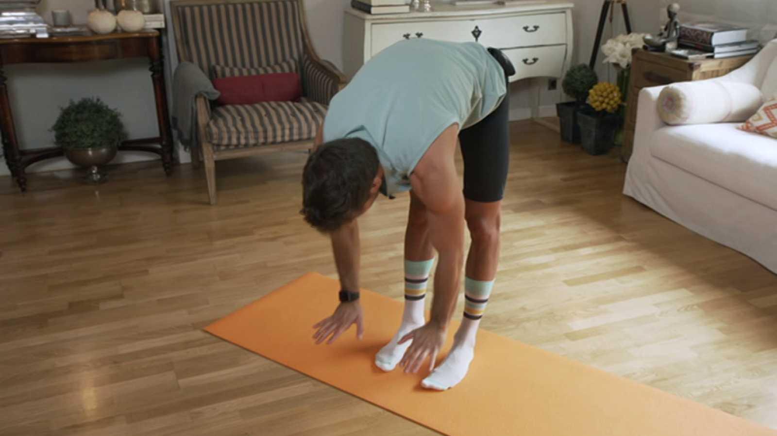 Muévete en casa - Programa 54 (Flexibilidad y trabajo cardiovascular) - ver ahora