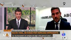 El abogado de Nacho Vidal: ''La sustancia se la administró el propio fallecido''