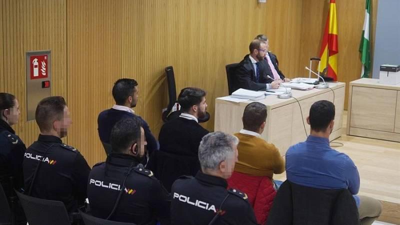 Condenan a 18 meses de prisión a cuatro de los miembros de 'La Manada' por abusos sexuales a una joven de Pozoblanco