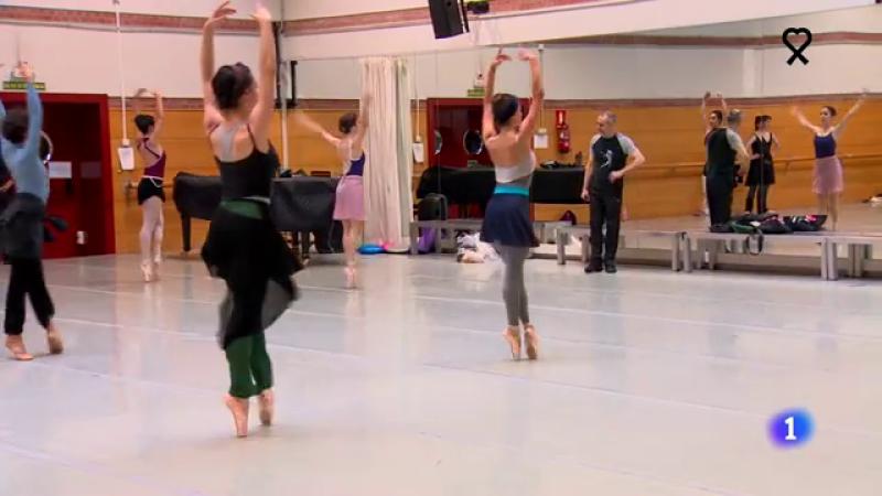 Después de casi tres meses bailando en casa, la Compañía Nacional de Danza regresa a su sede