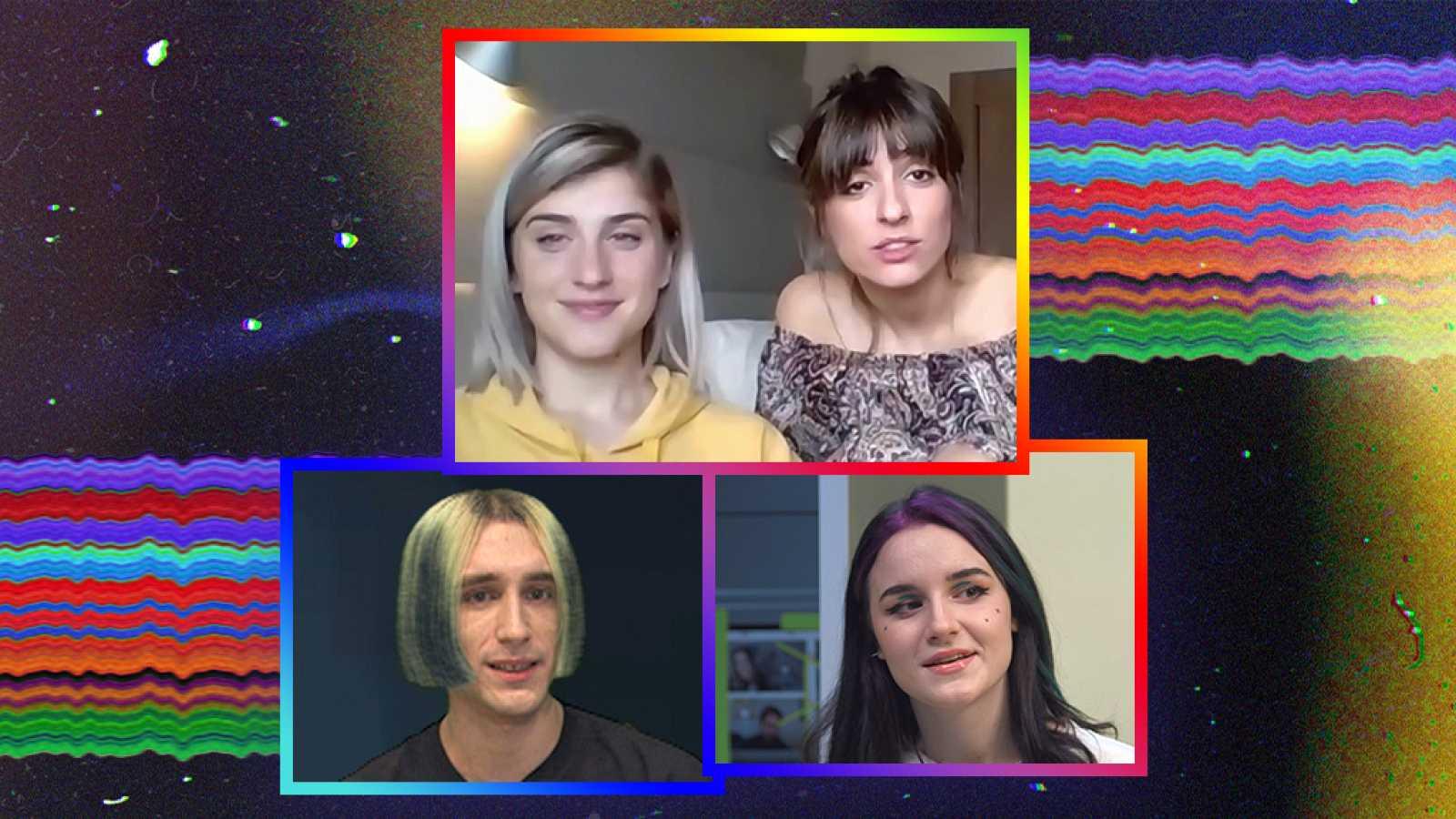 OK Playz - OK Playz con Samantha, Maialen, Rizha y Pedro LaDroga