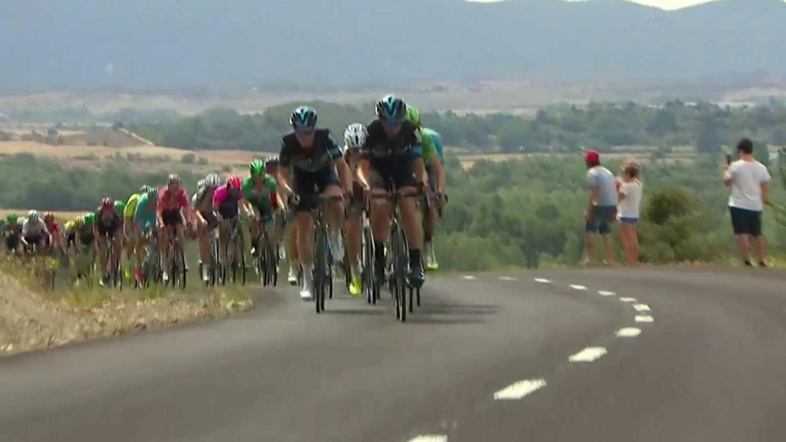 Ciclismo - Vuelta a España 2016. 15ª etapa: Sabiñánigo-Formigal - ver ahora
