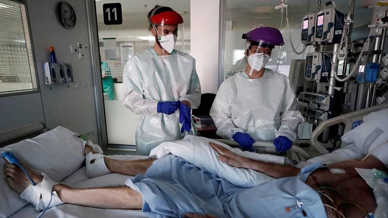 Sanidad informa de cinco muertes por Covid-19 en las últimas 24 horas, 56 en la última semana