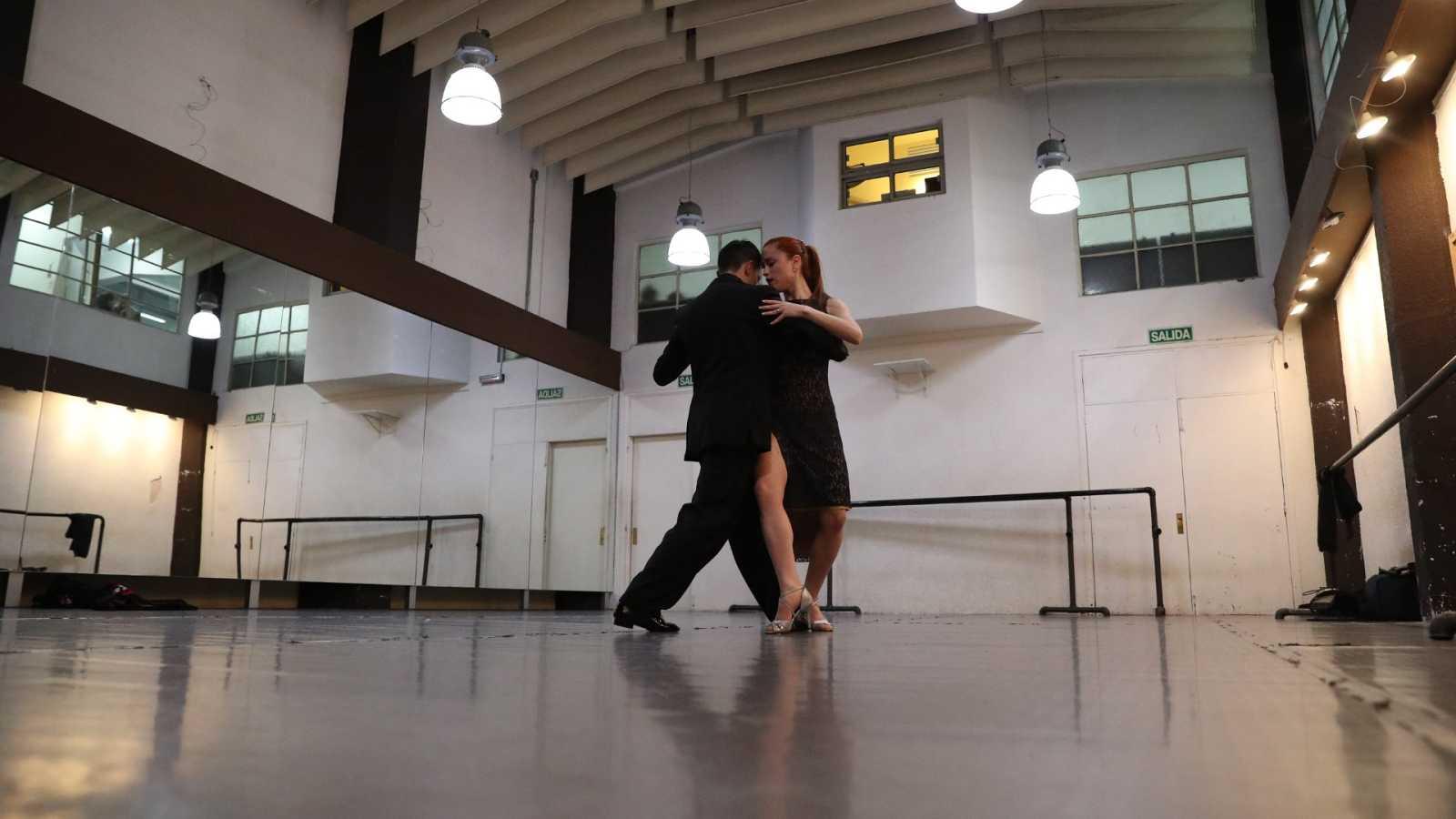 El baile, preparado para salir a escena tras el coronavirus