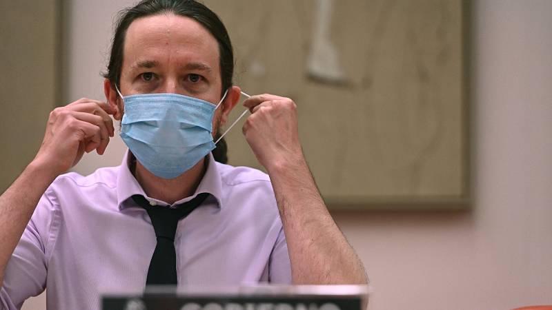 Iglesias acusa al Gobierno de Madrid de ordenar que no hospitalizaran a pacientes de residencias