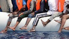 La pandemia del coronavirus no detiene las migraciones