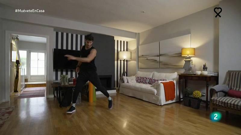 Muévete en casa - ¡Prepara tu cuerpo para una clase de fuerza y baile!