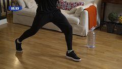 Muévete en casa - Programa 55 (Fuerza y trabajo cardiovascular)