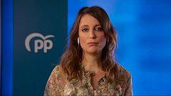 Los desayunos de TVE - Andrea Levy, delegada de Cultura, Turismo y Deporte del Ayuntamiento de Madrid
