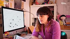 Punts de vista - parlem amb Lyona, Il·lustradora