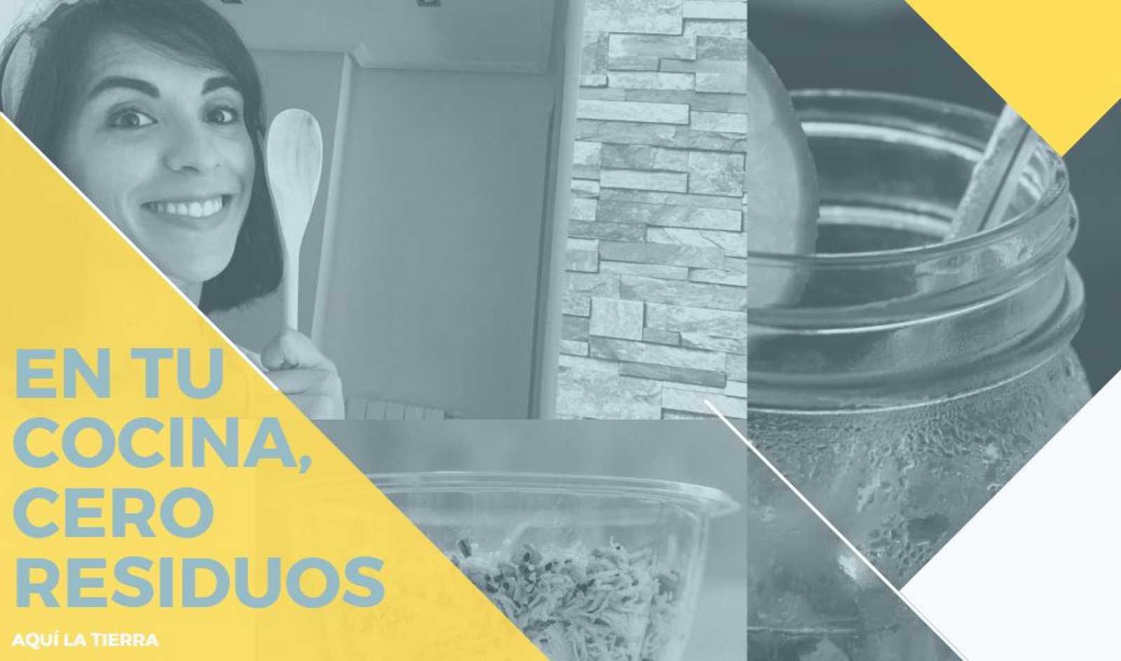 ¿Cómo reducir los residuos en tu cocina?
