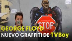 TVBoy pasa su grafiti de los muros al papel