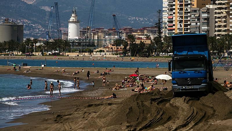 Málaga y Granada pasan de fase tras solo una semana