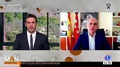 Enrique Ruiz: ''Hubiese sido lógico recibir el informe por parte del Ministerio''