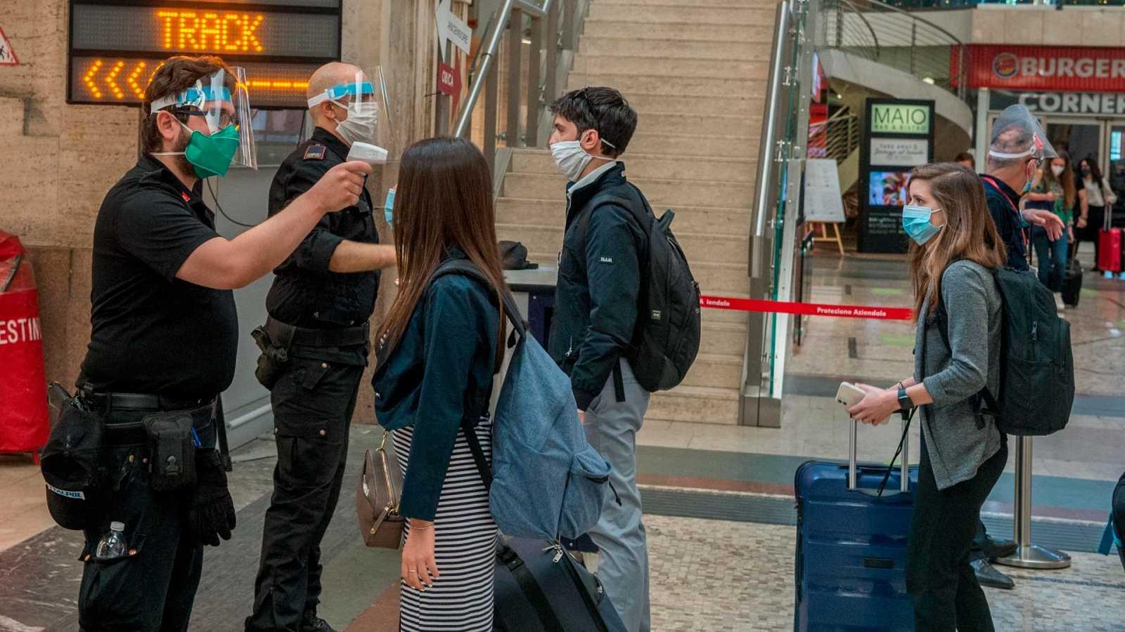 La Comisión Europea ha pedido a los estados que levanten las restricciones fronterizas a finales de mes