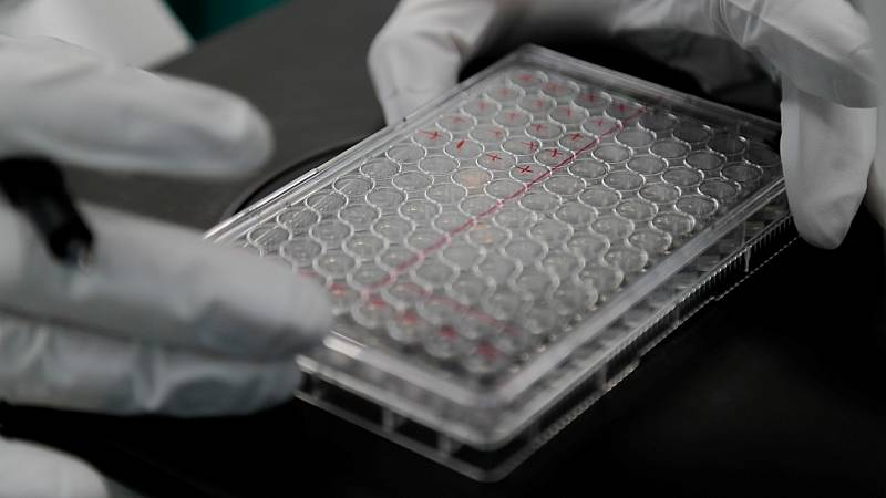 Un enfermero español probará la vacuna en la que trabaja la Universidad de Oxford