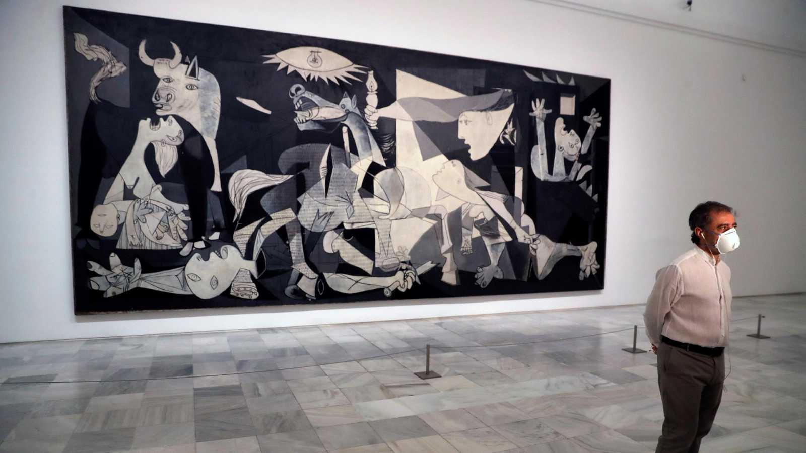 El Museo del Prado, el Reina Sofía y el Thyssen reabren este sábado