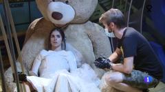 La película 'Vampus Horror Tales' reanuda el rodaje tras el encierro por el coronavirus