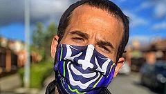 Rubén García, el 'Joker' solidario de Osasuna y la Liga