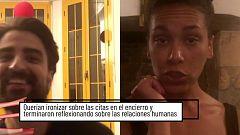 Cámara Abierta 2.0 - ArtHouse Jersey Presents, seguridad de los datos sanitarios, Javier Granados y Cristina Sánchez