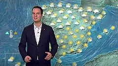 La Aemet prevé tormentas fuertes en el Pirineo oriental, Cataluña y Sistema Ibérico