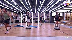 OT 2020 - Clase de fitness con Cesc Escolà
