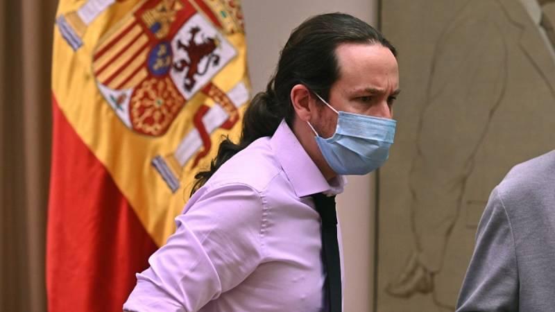 Iglesias incorpora a Asens y Julio Rodríguez a la nueva ejevutiva de Podemos y nombra portavoz a Isa Serra