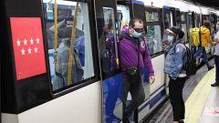 Autobuses y trenes podrán ocupar todos sus asientos