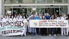 Los sanitarios, víctimas en la lucha contra el COVID-19