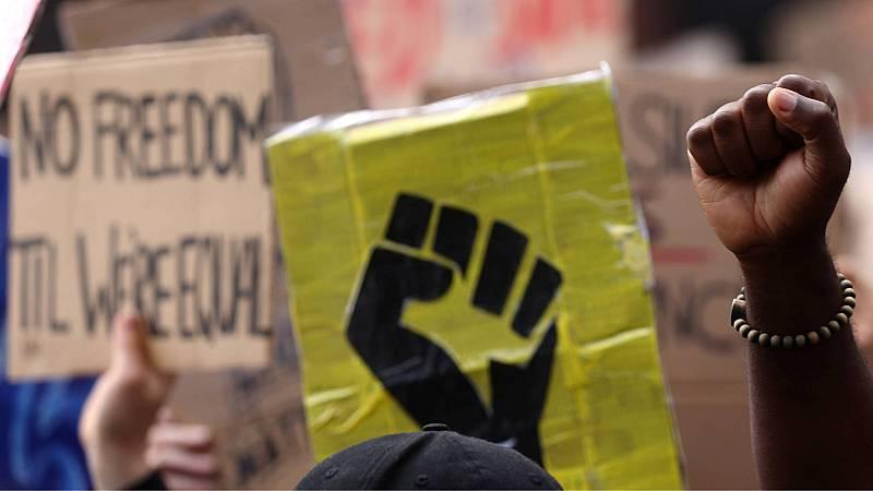 Mineápolis prohíbe la técnica de estrangulamiento tras la muerte de George Floyd
