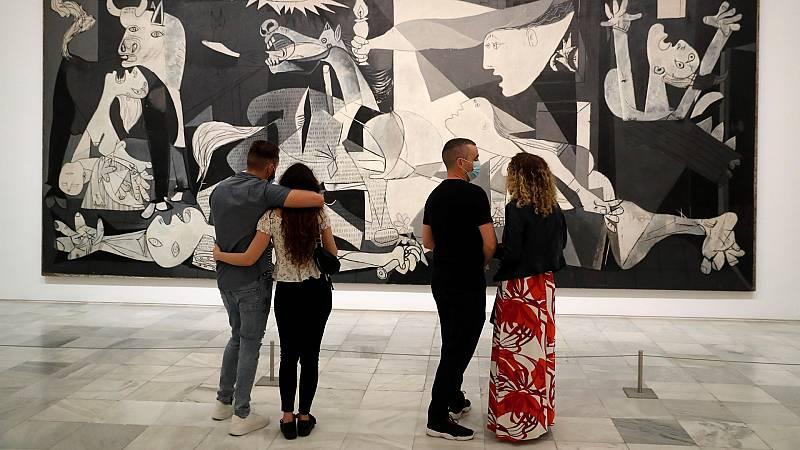 El Prado, el Reina Sofía y el Thyssen reabren sus puertas tres meses después