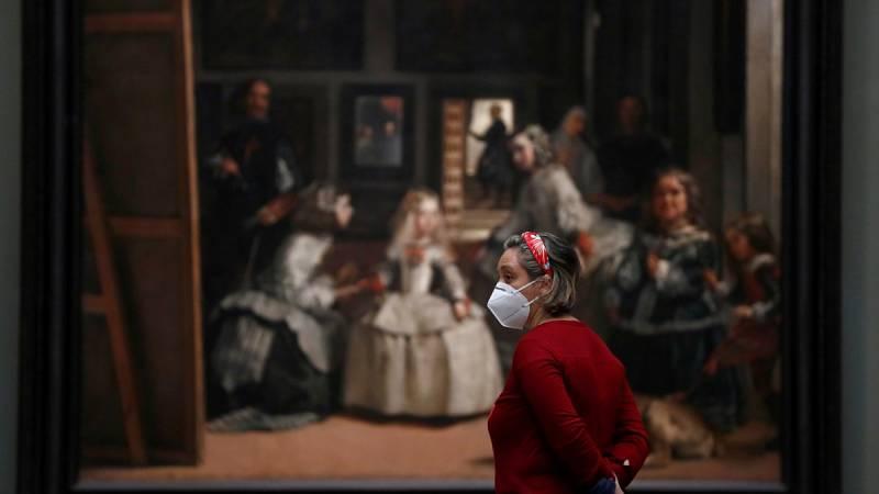 Los cuadros de Velázquez vistos desde la perspectiva del confinamiento y la desescalada