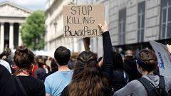 Manifestaciones en París en protesta por la violencia policial y el racismo pese a las prohibiciones