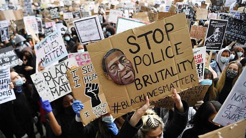 Desde Sídney hasta Londres: el mundo protesta por la muerte de George Floyd