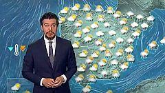 La Aemet prevé nubosidad abundante con chubascos ocasionales y descenso térmico