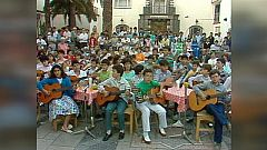 Tenderete - 07/06/2020 Tenderete Infantil (1985), Proyecto de desarrollo comunitario de La Aldea, la Parranda del millo y solistas