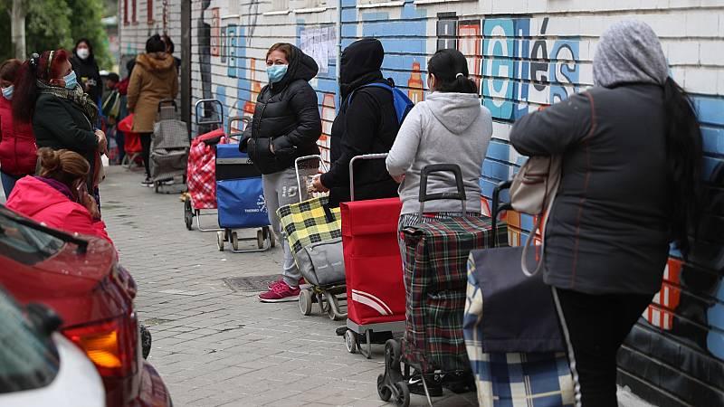 """Sánchez: """"El próximo 26 de junio 250.000 personas recibirán el ingreso mínimo vital en sus cuentas"""""""